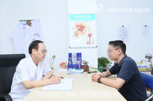 Bác sĩ Đỗ Văn Chiến tư vấn bệnh nam khoa