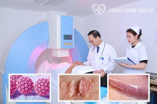 Địa chỉ bệnh viện, phòng khám chữa sùi mào gà ở Hà Nội
