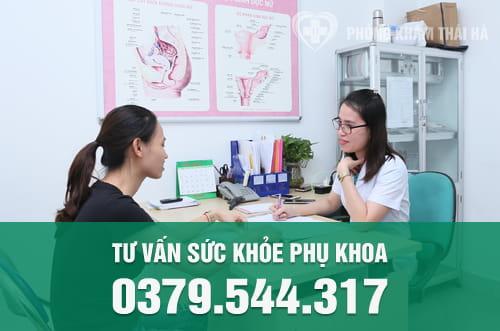 Bác sĩ tư vấn sức khỏe phụ khoa trực tuyến qua điện thoại