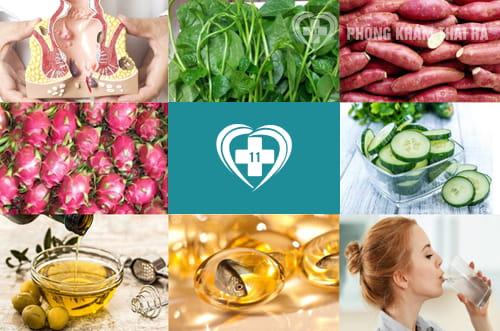 Bị bệnh trĩ nên ăn gì và kiêng ăn gì?