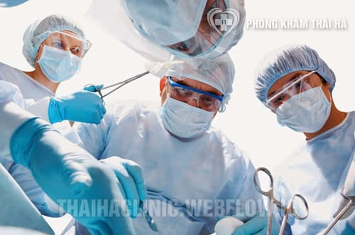 Chữa bệnh trĩ bằng phương pháp phẫu thuật