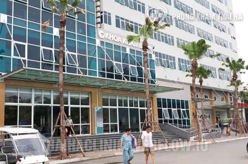 Phòng khám đa khoa bệnh viện Thanh Nhàn