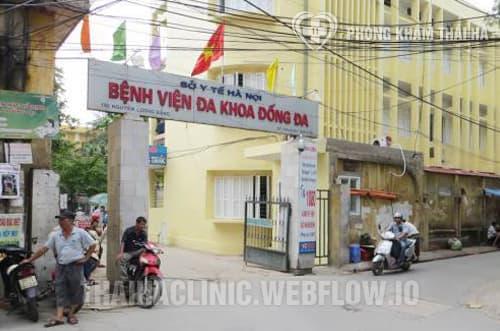Phòng khám đa khoa bệnh viện Đống Đa