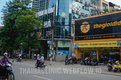 Phòng khám tư nhân Thái Hà
