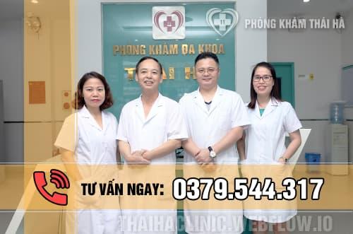 Chữa rò hậu môn ở phòng khám Thái Hà