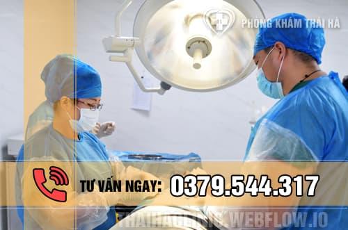 Kỹ thuật xâm lấn tối thiểu chữa trị tại phòng khám Thái Hà