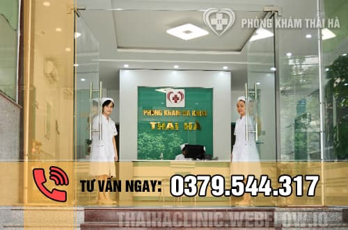 Khám sức khỏe sinh sản tại phòng khám đa khoa Thái Hà