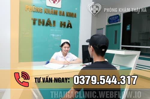 Phòng khám Thái Hà địa chỉ khám chữa đau tinh hoàn tốt