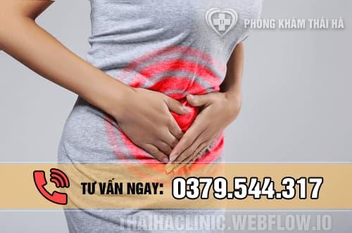 Các dấu hiệu viêm cổ tử cung