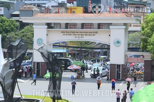 Khám hiếm muộn ở Bệnh viện Bạch Mai