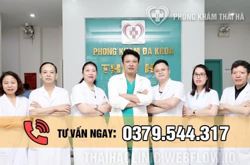 Phòng khám đa khoa Thái Hà - Địa chỉ chữa sùi mào gà ở nữ uy tín