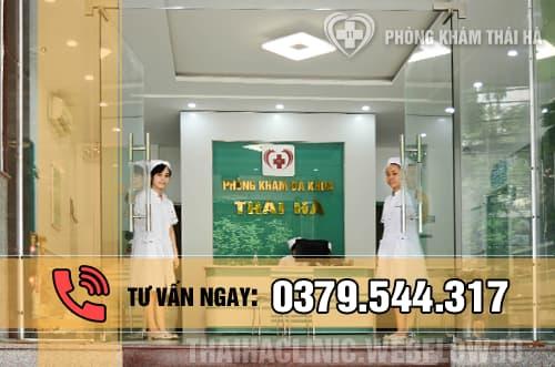 Phòng khám đa khoa Thái Hà - Địa chỉ phòng khám phá thai an toàn tại Hà Nội