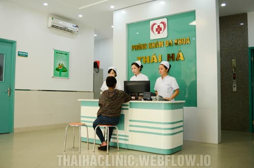Khám phụ khoa tại phòng khám phụ khoa Thái Hà