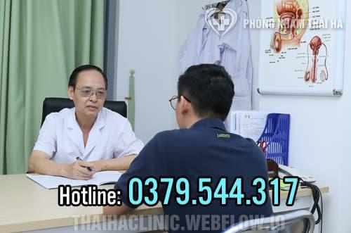 Phòng khám đa khoa Thái Hà - Địa chỉ chữa giang mai tốt ở Hà Nội