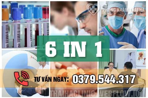 Sử dụng liệu pháp 6 in 1 có kết quả cao trong điều trị rối loạn cương dương