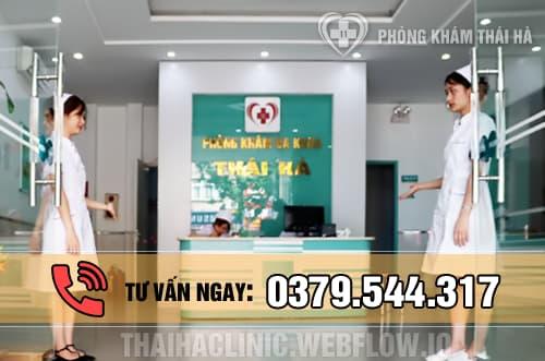 Phòng khám đa khoa Thái Hà là địa chỉ cắt trĩ tốt và uy tín tại Hà Nội