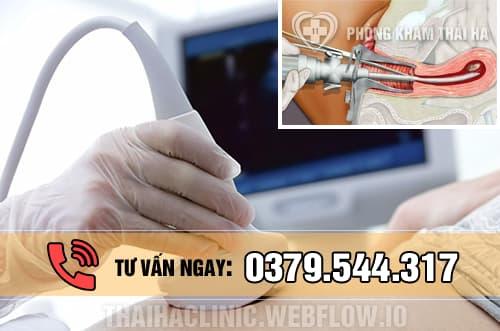Phá thai bằng ống trực quan siêu dẫn không đau