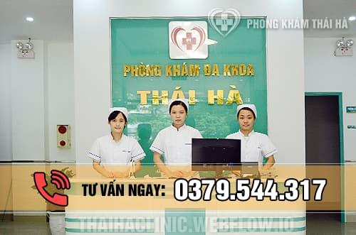 Phòng khám đa khoa Thái Hà là địa chỉ khám chữa viêm đường tiết niệu uy tín tại Hà Nội