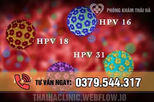 Virus HPV và các chủng loại nguy hiểm