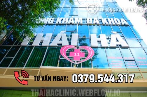 Phòng khám nam khoa Thái Hà là địa chỉ chữa hẹp bao quy đầu uy tín trên 10 năm tại Hà Nội