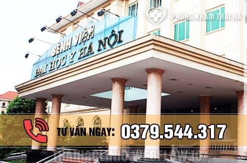Điều trị hẹp bao quy đầu tại bệnh viện Đại học Y Hà Nội