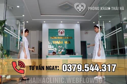 Địa chỉ chữa rối loạn cương dương tốt và uy tín tại Phòng khám đa khoa Thái Hà