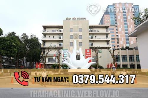 Địa chỉ chữa rối loạn cương dương - Bệnh viện Bạch Mai