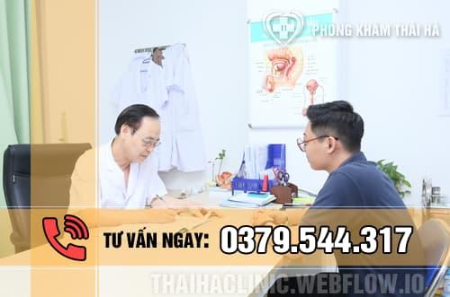 Phòng khám chữa liệt dương ngoài giờ của bác sĩ Đỗ Văn Chiến