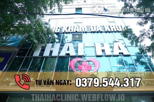 Phòng khám đa khoa Thái Hà – địa chỉ chữa viêm âm đạo uy tín nhất tại Hà Nội
