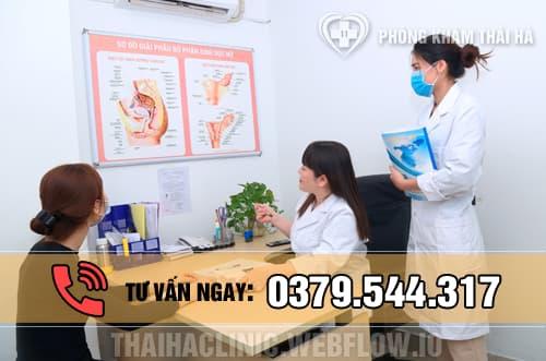 Bác sĩ phòng khám Thái Hà tư vấn cách chữa bệnh viêm âm đạo