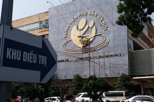Chữa viêm âm đạo ở bệnh viện Phụ sản Hà Nội