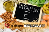[Bật Mí] Vitamin E là gì và có tác dụng gì?