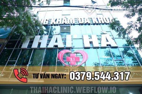 Khám chữa viêm bao quy đầu ở phòng khám đa khoa Thái Hà