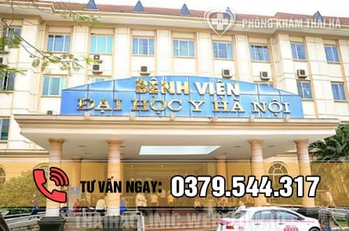 Khám viêm bao quy đầu ở bệnh viện bệnh viện Đại học Y Hà Nội
