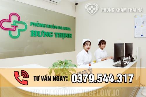 Phòng khám viêm bao quy đầu - phòng khám đa khoa Hưng Thịnh