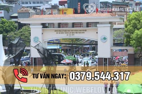 Khám viêm bao quy đầu ở đâu Hà Nội - Bệnh viện Bạch Mai
