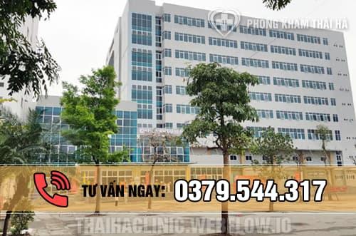 Địa chỉ khám viêm bao quy đầu - Bệnh viện Thanh Nhàn