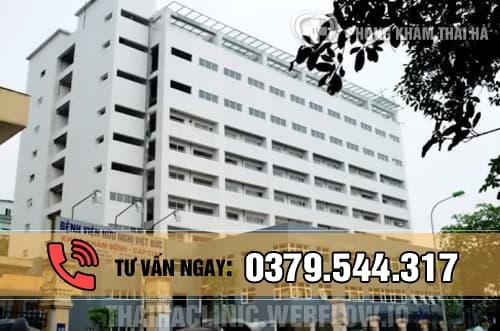 Khám viêm bao quy đầu ở bệnh viện Việt Đức