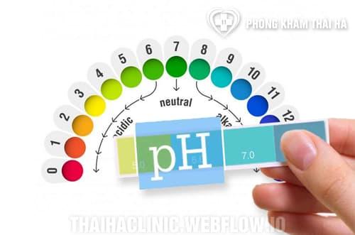 Độ ph âm đạo bao nhiêu là bình thường?
