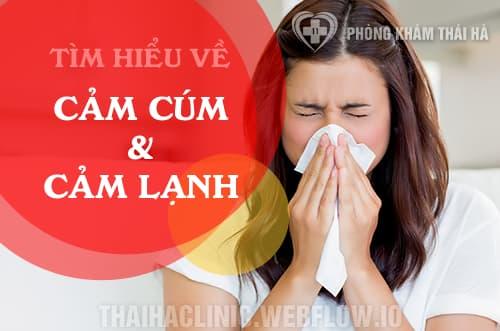 Cảm cúm và cảm lạnh là gì?
