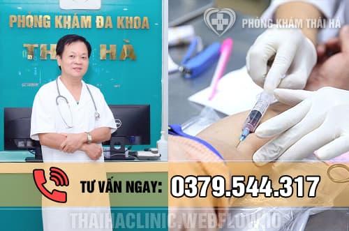 Chi phí chữa bệnh lậu tại phòng khám đa khoa Thái Hà