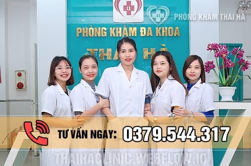 Phòng khám đa khoa Thái Hà là địa chỉ xét nghiệm HPV uy tín ở Hà Nội