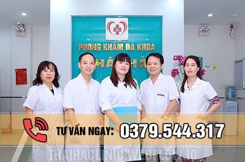 Địa chỉ hút thai uy tín ở Hà Nội - Hút thai an toàn tại phòng khám đa khoa Thái Hà