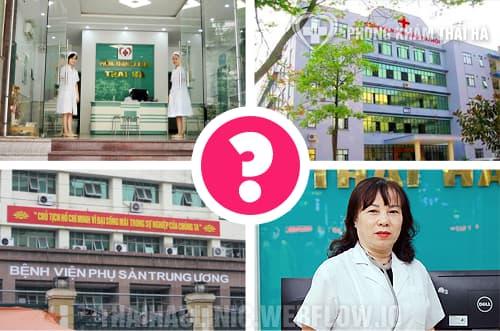 Địa chỉ phá thai an toàn, uy tín và tốt nhất ở Hà Nội năm 2021