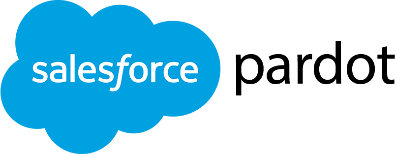 aid marketing automation software provider salesforce pardot logo