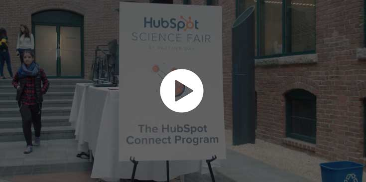 HubSpot Partner Interview at Partner day 2017 at HubSpot Headquarters in Boston