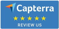 capterra reviews on hubspot software