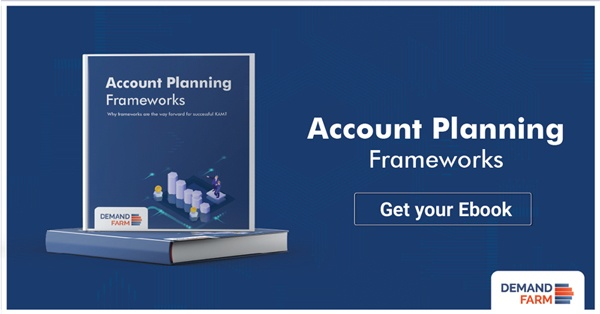 Nurturing - Account Planning Frameworks