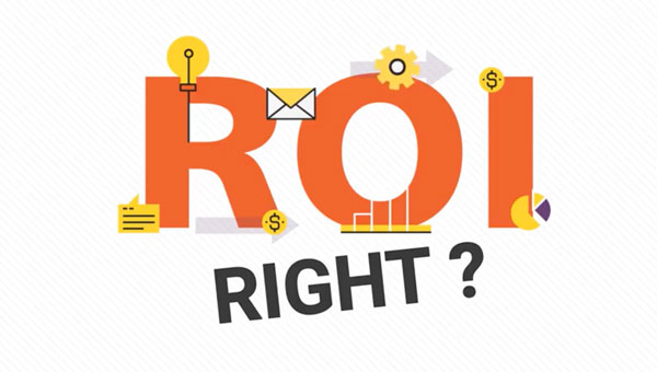 Inbound Marketing is always ROI focused