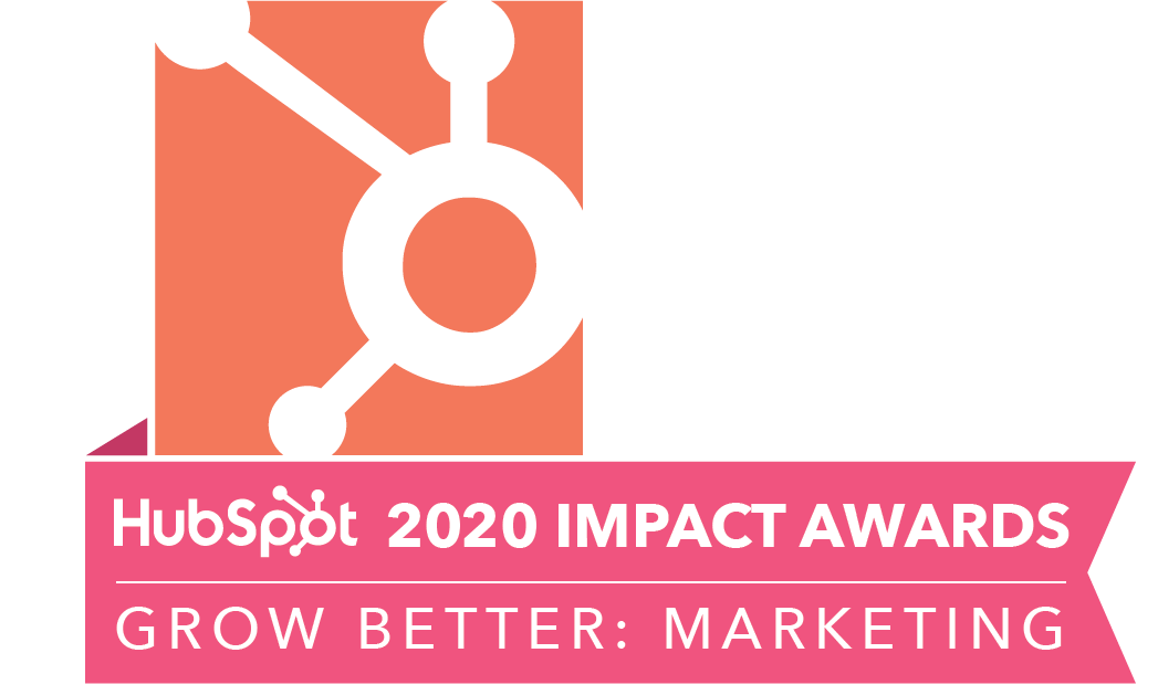 inbound mantra was awarded the 2020 hubspot impact award for grow better category